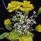 Sárga rózsa 2