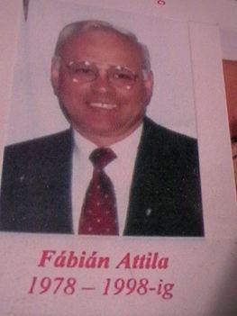 Fábián Attila