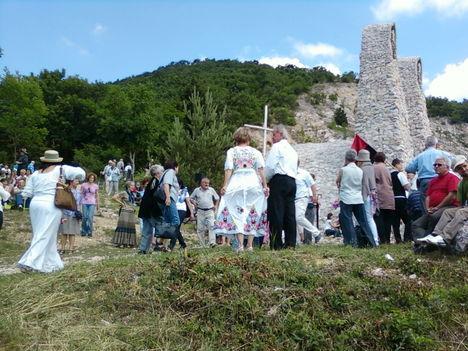 Pilisszántói zarándoklat pünkösdkor 2011 17