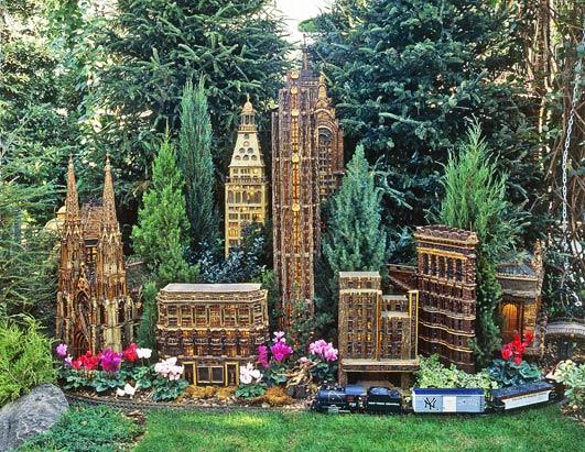 Visit The New York Botanical Garden For The Orchid Show: Thailand | Ny Botanical  Garden And Gardens
