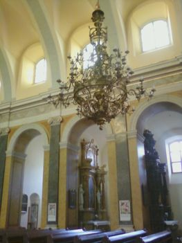Budapest belvárosi főplébánia templom