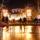 Fő utcai fényáradat