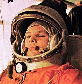 Gagarin, az első űrhajós