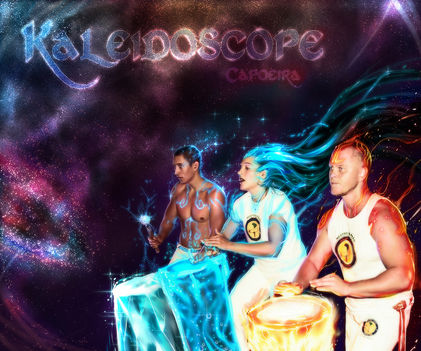 Kaleidoscope capoeira