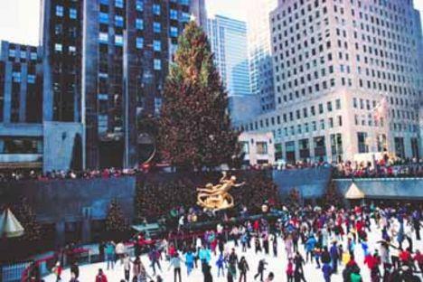 Rockefeller karácsonykor