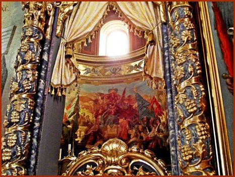 Máriapócs szentély kép