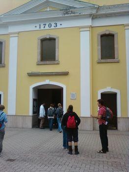 Pünkösdi zarándoklat 2011 Pilisvörösvár