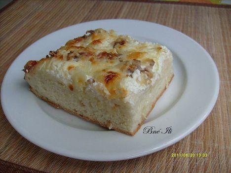 Langalló (kenyérlángos) Ritától
