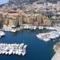 Monaco 4 Kilátás az Óceánográfiai Int.-ből