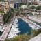 Monaco 5 Kilátás a Hercegi Kastély mellől