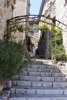 St. Paul de Vence(Provence) 1Hangulatos falu