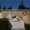 Görögország,  a Thermopülai-szoros, Leonidász király szobra, a spártai katonák sírfelirata 12