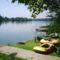 Makádi vízparti pihenőház
