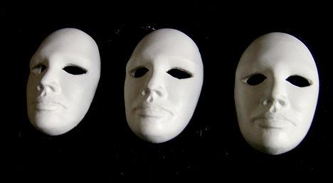 maszk alap saját