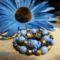 Óarany-kék medál