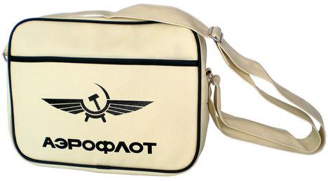 aeroflot promo táska