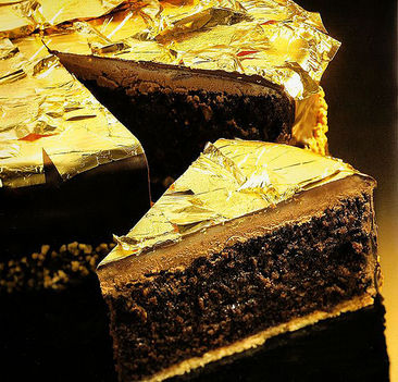 aranylemezes süti