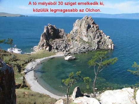 Bajkál - tó 8