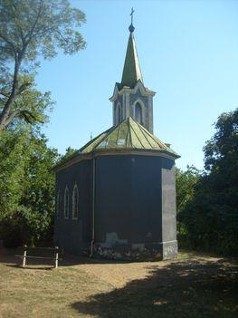 Balatonboglár Kék kápolna