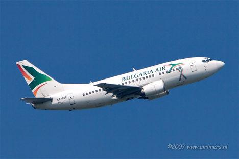 Bulgaria Air FB