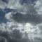 Futkosó felhők