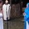 Gábriell Arkangyal és Szűz Mária