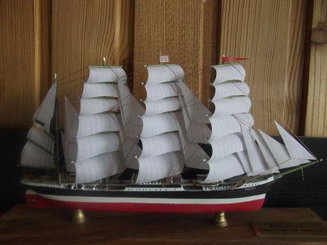 Hajómodell 3