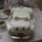 Jeges maci torta