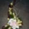 kicsit másként - élővirág rózsatőke felhasználásával 2