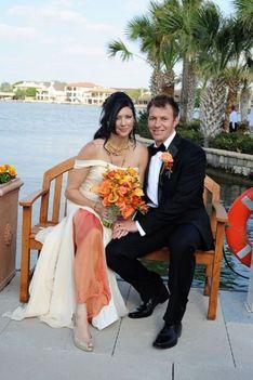 Suzanne Boisvert  Martin ex felesége és új férje