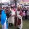 Szűz Mária - Szent József és a szamár amin érkeztek Betlehembe