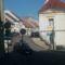 Sopron 1-Fövényverem utcai látkép a Bécsi u. felől-