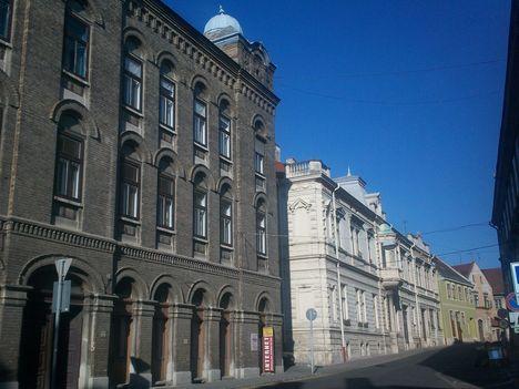 Sopron Balfi utca