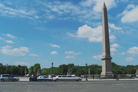 Párizs, Place de la Concorde