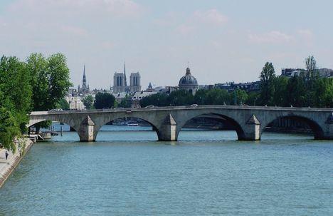 Párizs, Szajna