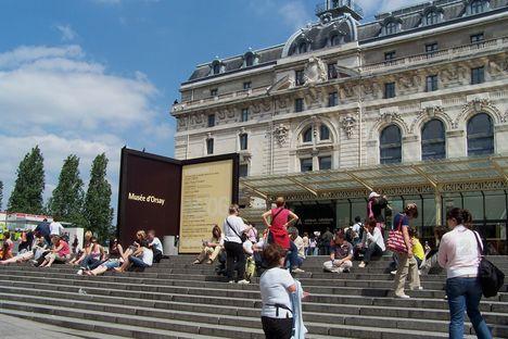 Párizs, Musée d'Orsay 1