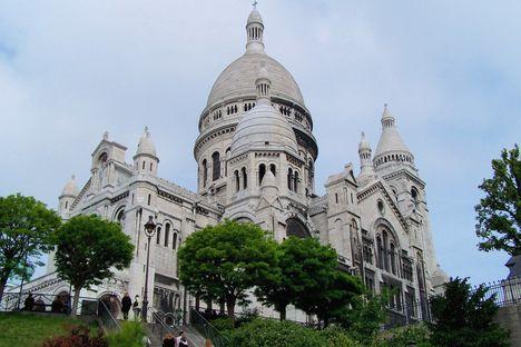Párizs, Sacré-Coeur 2