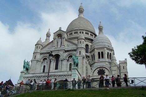 Párizs, Sacré-Coeur 4