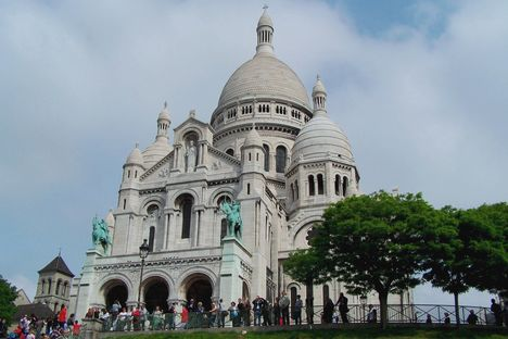 Párizs, Sacré-Coeur 5