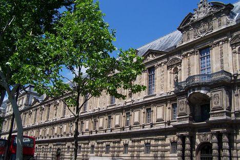 Párizs, Louvre 3