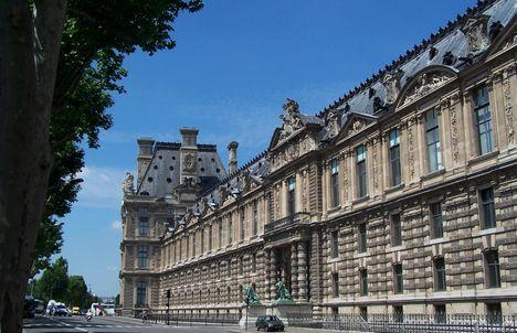 Párizs, Louvre 8