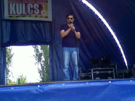 Tabáni István Tiszaújváros. 2011.07.01.