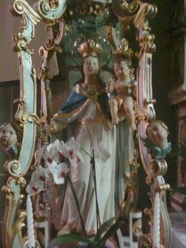 A gyöngyöspatai templom és Jessze oltára 1