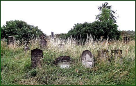 Földvár temető