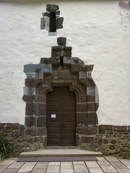 Gyöngyöspatai erődített templom 1
