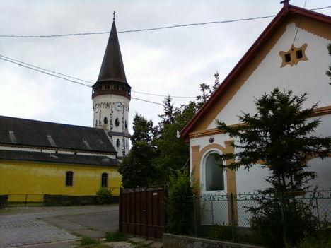 Gyöngyöspatai erődített templom 8