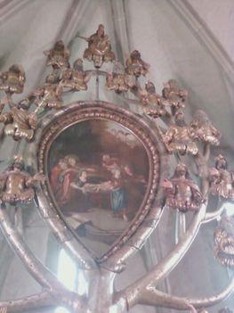 Gyöngyöspatai Jessze - Dávid - Jézus oltár
