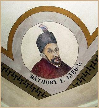 Mudrányi-kúria Báthory I.