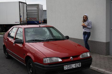 Renault 19 - Kaj István - 2