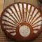 Citromtorta ízléses porcukor-dekorációval